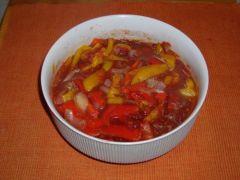 peperoni in salsa